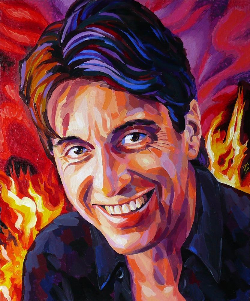 Al Pacino par Vasilina